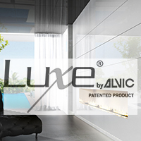 ALVIC LUXE Ultra high gloss decorative panels