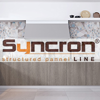 Alvic SYNCRON embossed decorative panel