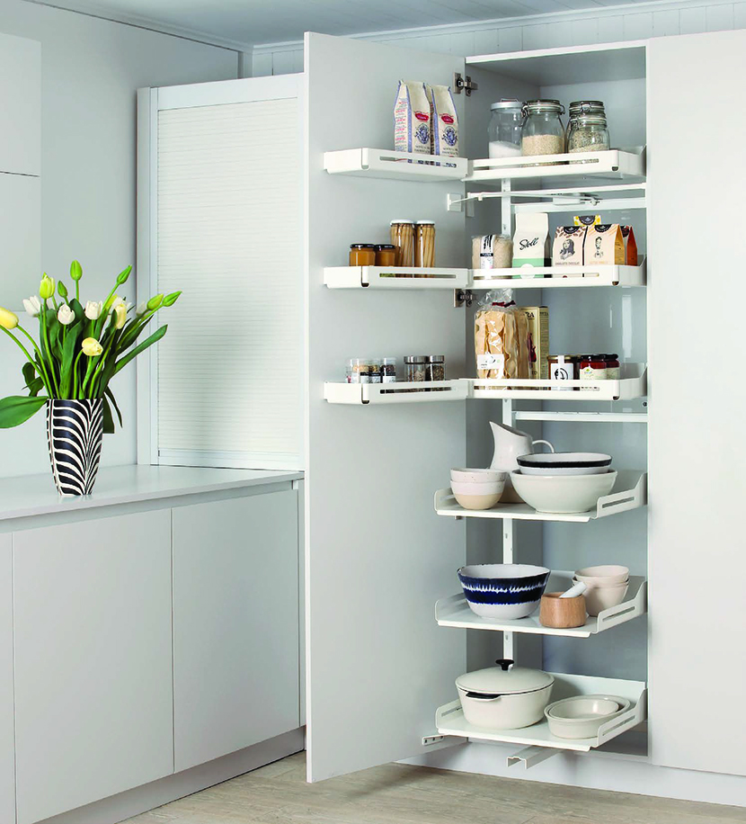 Peka Pleno Plus Larder Pull-Out